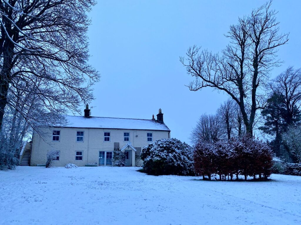 Large group accomodation farmhouse